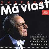 Smetana: M&#225; Vlast / Mackerras, Czech Philharmonic Orchestra