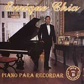Enrique Chia (Piano/Composer): Piano Recordar, Vol. 11