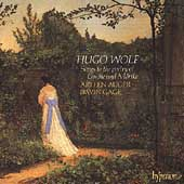 Wolf: Songs to the Poetry of Goethe and M&ouml;rike / Aug&eacute;r, Gage