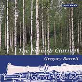 The Finnish Clarinet / Gregory Barrett