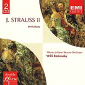 J. Strauss Jr: Favorite Waltzes / Willi Boskovsky, et al