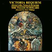 Victoria: Requiem / Peter Phillips, Tallis Scholars