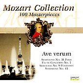 Mozart Collection - Symphony no 31, etc