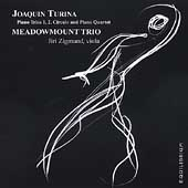 Turina: Piano Trios / Meadowmount Trio