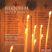 Berlioz: Requiem / Shafer, Jones, Shenandoah Choir, et al