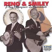 Reno & Smiley: Play Bluegrass Instrumentals