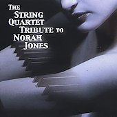 Vitamin String Quartet: The String Quartet Tribute to Norah Jones