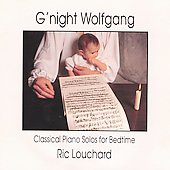 G'night Wolfgang - Classical Piano Solos for Bedtime