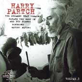 The Harry Partch Collection Vol 3