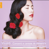 Vivaldi: Concerti e cantate da camera III / Polverelli
