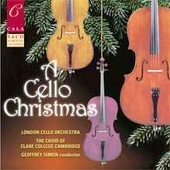 A Cello Christmas /Geoffrey Simon, London Cello Sound, et al