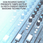 Don Ricardo Garcia: Maxioms Techno Funk...