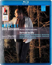 Mozart: Don Giovanni / De Billy/VPO, Maltman, Kotscherga [Blu-Ray]