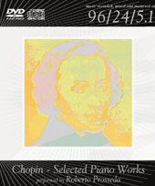 Chopin: Selected Piano Works / Roberto Prosseda, piano [DVD]