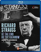 Richard Strauss - 'At the End of the Rainbow', a documentary by Eric Schulz / with Brigitte Fassbaender, Raymond Holden et al. [Blu-ray]