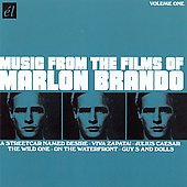 City of Prague Philharmonic Orchestra: Music from the Films of Marlon Brando