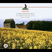 Bach J.s: English Suites Nos. 1 - 6