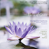 Paths of Grace - Brahms, Lotti, et al / Gloriae Dei Cantores