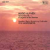 Alfv&#233;n: Symphony no 1, Legend of the Skerries / Westerberg