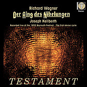 Wagner: Der Ring des Nibelungen / Keilberth, et al