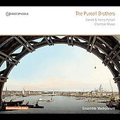 The Purcell Brothers - Chamber Music / Ensemble Mediolanum