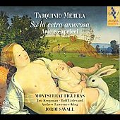 Alia vox Heritage Vol 4 - Merula: Arie & Capricci / Koopman, Figueras, Canihac, et al