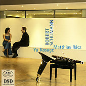 Schumann: Chamber Music for Bassoon & Piano / Matthias Racz, Yu Kosuge