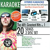 Karaoke: Karaoke: The 60's Greatest Hits with Karaoke Edge
