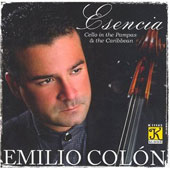Esencia: Cello in the Pampas and the Caribbean