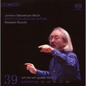 Bach: Cantatas, Vol. 39 [Hybrid SACD]