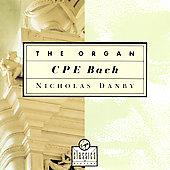 The Organ: C.P.E. Bach
