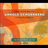 Robert Craft Edition, Vol. 2: Arnold Schoenberg