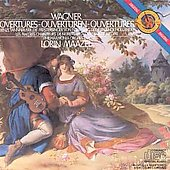 Wagner: Overtures & Preludes / Maazel, Philharmonia Orch