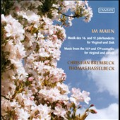 In Maien: Music Of 16 & 17 Century For Virginal and Cornet