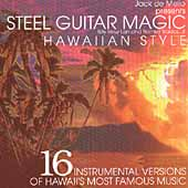 Jack de Mello: Steel Guitar Magic Hawaiian Style