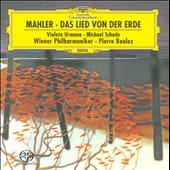 Mahler: Das Lied von der Erde / Pierre Boulez - Vienna PO