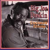 Big Joe Duskin: Cincinnati Stomp