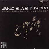 Art Farmer: Early Art