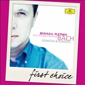 C.P.E. Bach: Sonatas and Rondos / Mikhail Pletnev, piano
