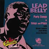 Lead Belly: Party Songs/Sings & Plays