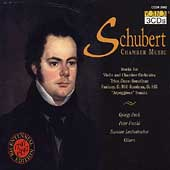 Schubert: Chamber Music / Olevsky, Hautzig, Frankl, et al