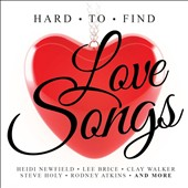 Various Artists: Hard to Find Love Songs