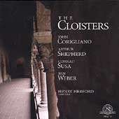 The Cloisters - Corigliano, Shepherd, Susa, Weber / Herford