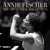 Annie Fischer: The Centennial Collection - works by Mozart, Beethoven, Schubert & Liszt [3 CDs]