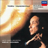 Toru Takemitsu: Requiem; November; Steps [Blu-Spec]