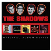 The Shadows: Original Album Series [Slipcase]