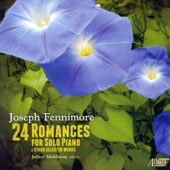 Joseph Fennimore (b.1940): 24 Romances for Solo Piano / Jeffrey Middleton, piano