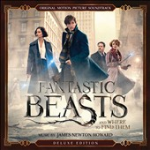 James Newton Howard: Fantastic Beasts and Where to Find Them [Original Motion Picture Soundtrack] [Digipak]