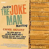 Jackie Martling: Very Best of Jackie Martling's Talking Joke Book Cassettes, Vol. 1 [PA]