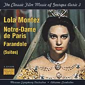 The Classic Film Music of Georges Auric 3 / Adriano, et al